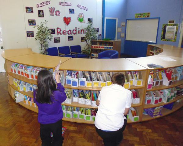 More Volunteers Needed to Help Children to Read