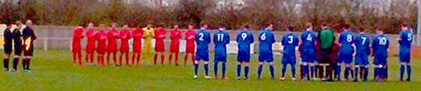 Aycliffe's Fourth Consecutive Defeat