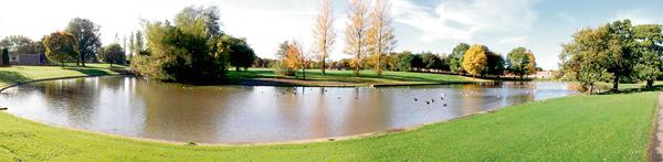 Substantial Progress at West Park Lakes