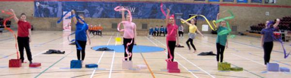 Successful Week for Dancers