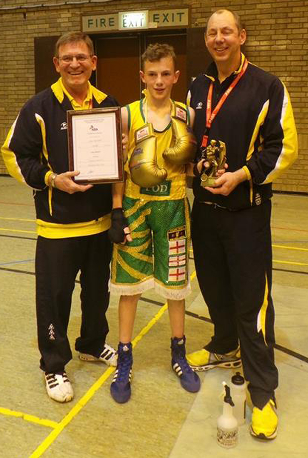 National Boxing Champion