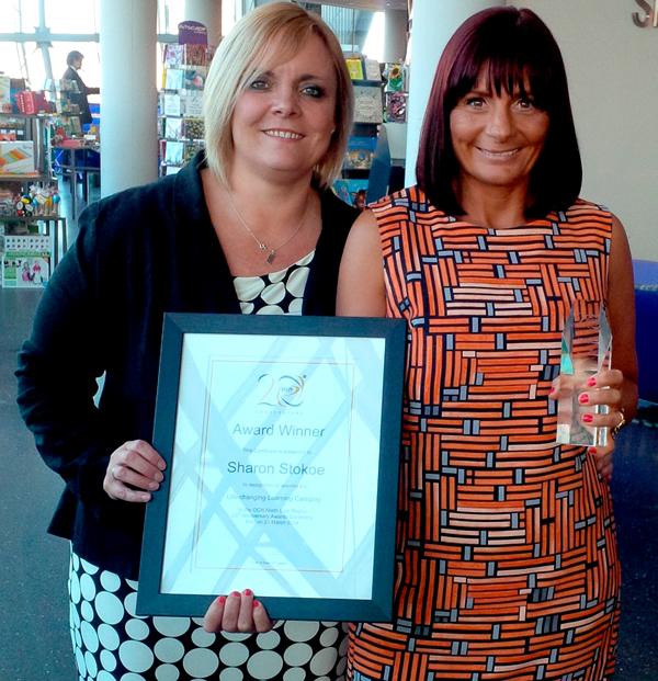 PCP Volunteer Recognised at Regional Awards