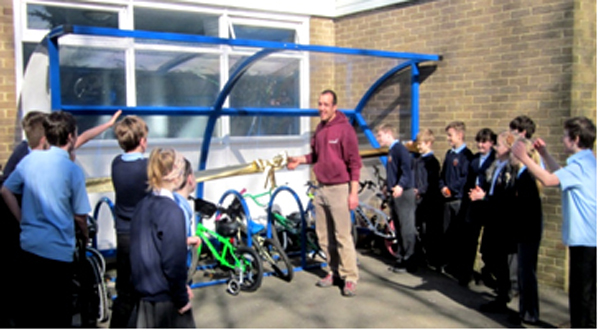 Every Child to be Offered Cycle Training