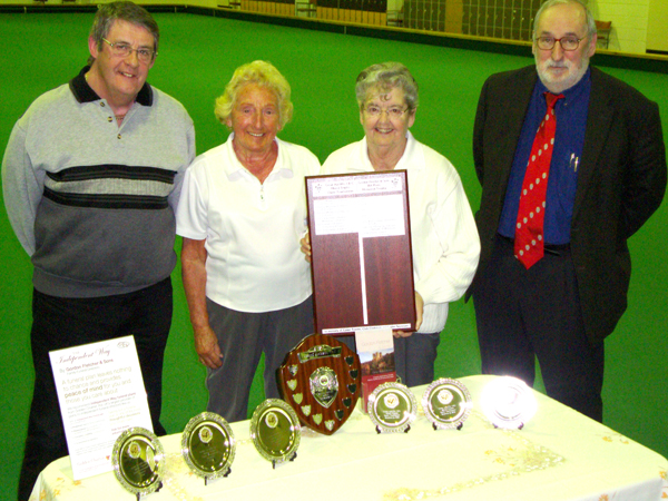 Great Aycliffe Indoor Bowling Competition