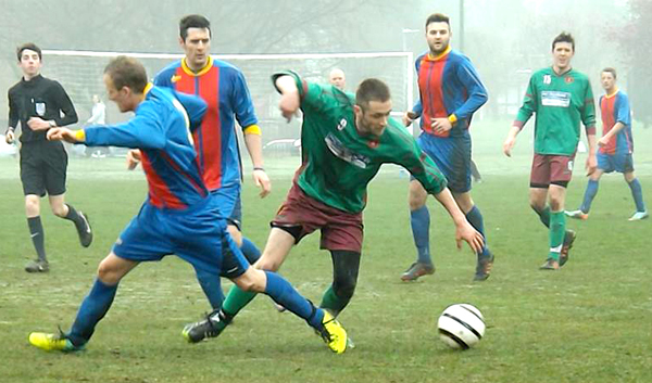 Title Race Heats Up as Sports Club Go Top