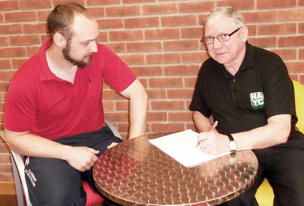 Partnership Agreed to Benefit Town's Youth & Community
