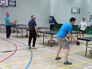 Greenfield School Table Tennis Opportunities