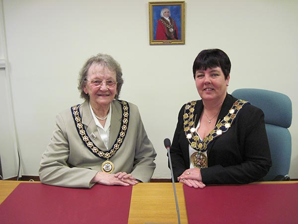 New Mayor And Deputy Mayor Appointed