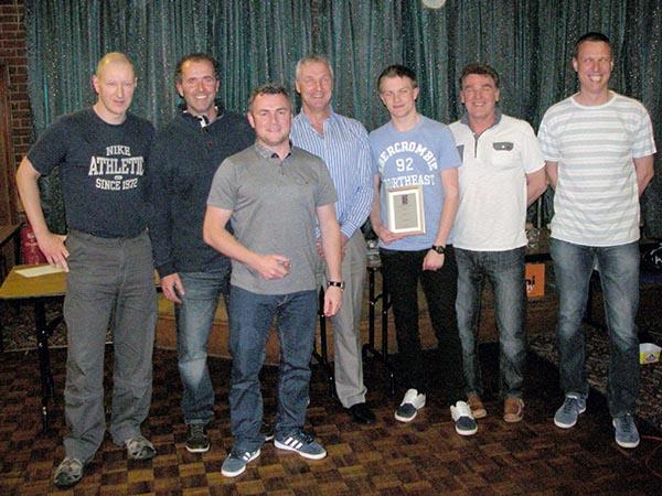 Aycliffe Squash Club Winners