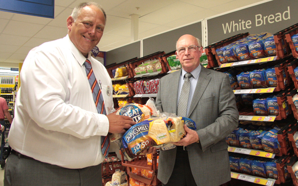 Tesco Agree Foodbank's Request for Spare Bread