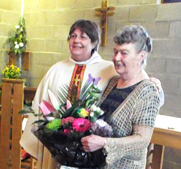 Cleaner Retires After 30 years Service