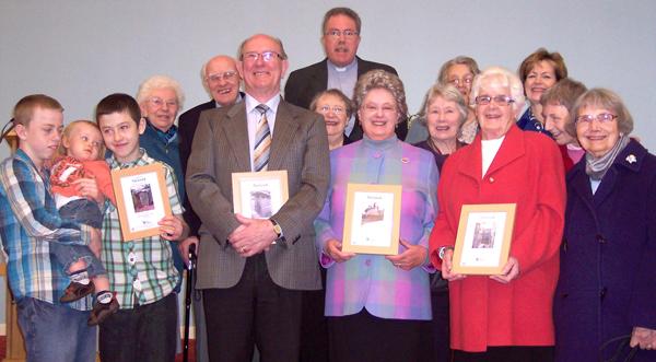 Church Members Aid Toilet Twinning Project