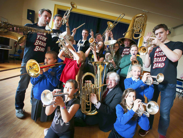 Get Ready for Durham Brass Festival 2014