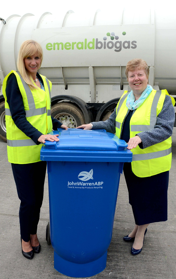 Aycliffe Biogas Take Food Waste From 200 Schools