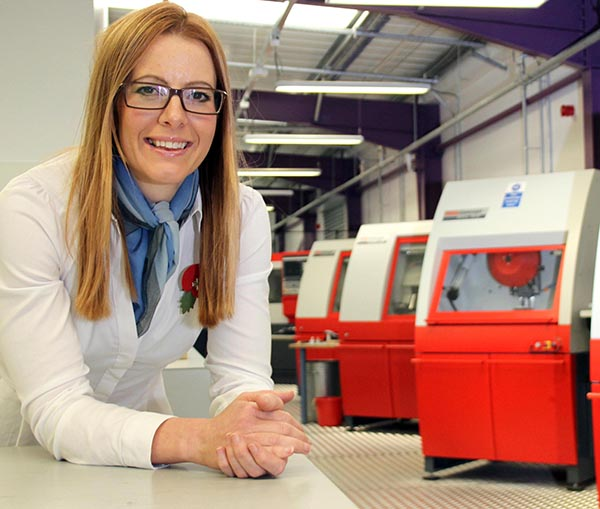 SWDT at Aycliffe Engineer a Future for Girls