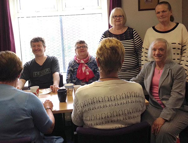 Credit Union Visiting Town Organisations