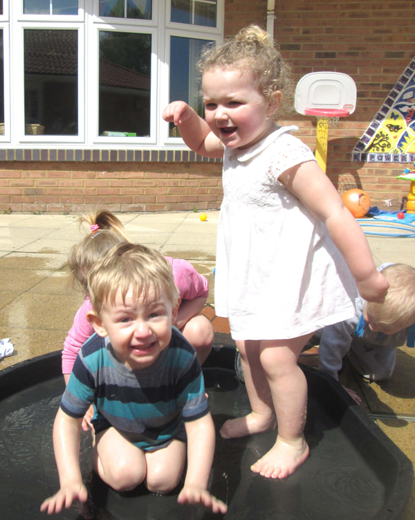 Nursery receiveS Award for Excellent Care & Education