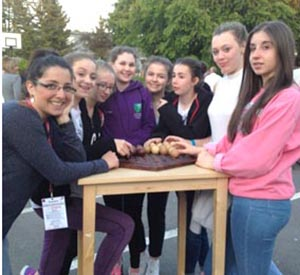 Greenfield Students Visit to the Somme