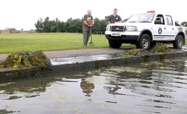 More Volunteers Needed to Clean West Park Lake
