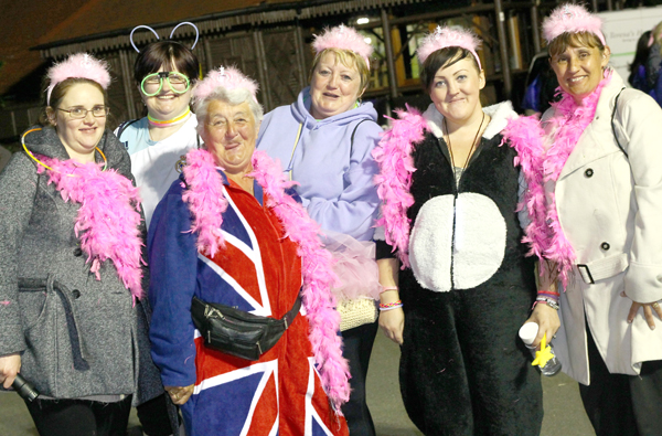 Midnight Walk for Hospice Funds