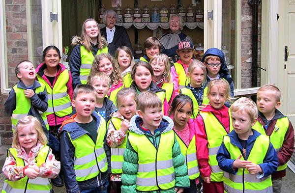 School Club Visit Museum