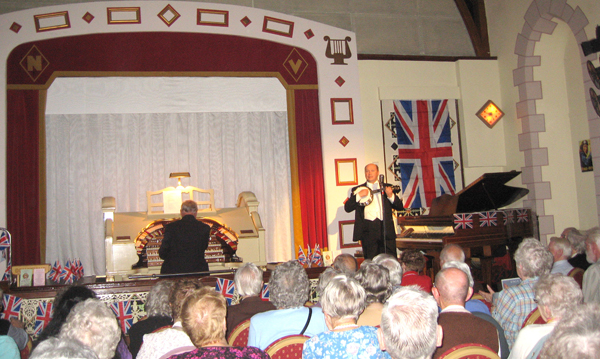 Wurlitzer Organ Anniversary Fete