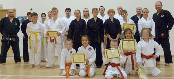 Karate at Woodham for All