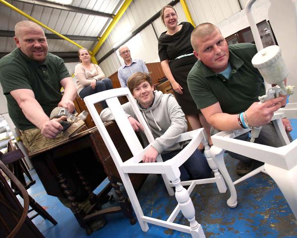 County Durham Furniture Help Scheme – Vote For Us!