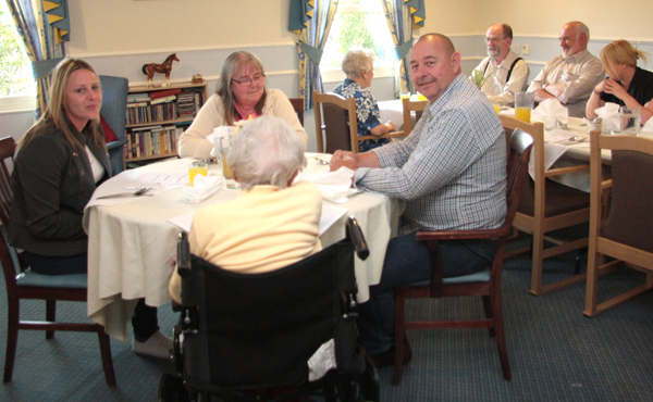 """Come Dine With Me"" at Local Care Home"
