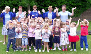 """""""Good"""" Ofsted Report for Town Nursery"""