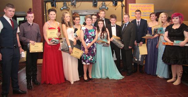 woodham prom winners