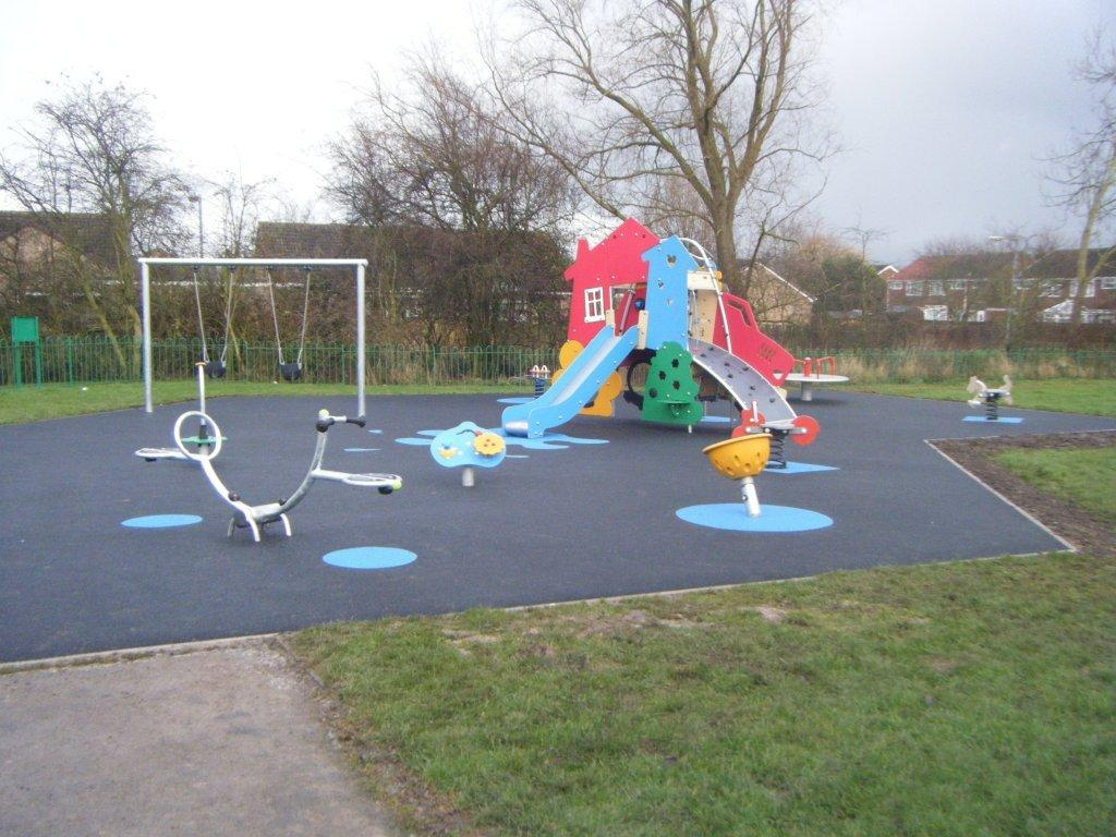 Byerley Park Play Area