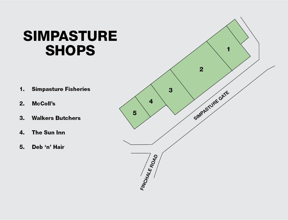 Simpasture Shops