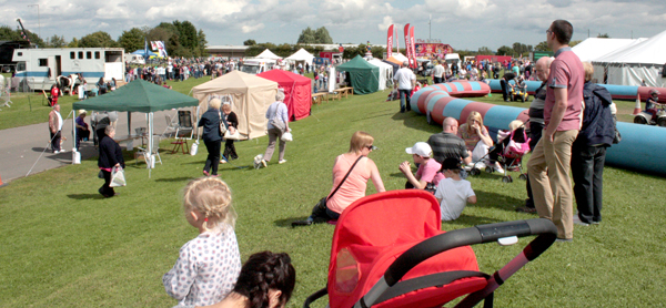 The Last Year for Great Aycliffe Show
