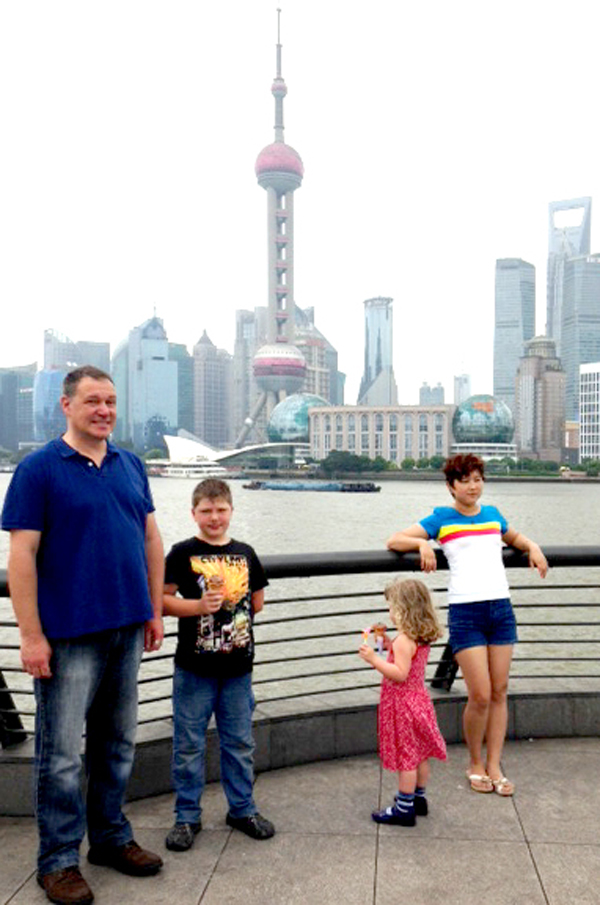 Greenfield Teachers Move to Posts in China