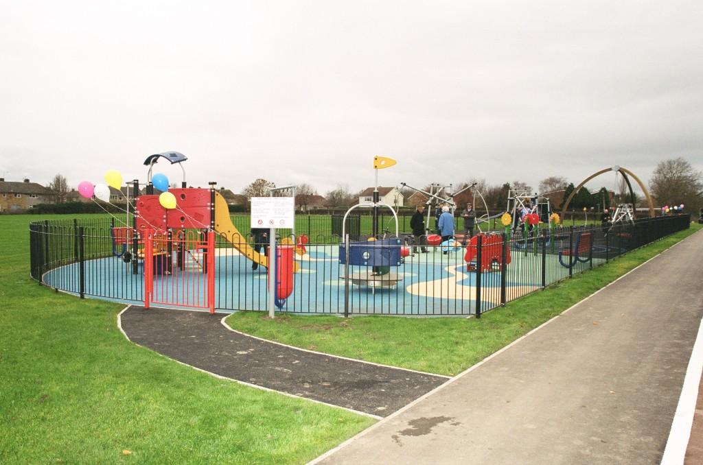 town cent park