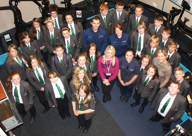 Woodham Academy Launch 3rd Apprentice Awareness Challenge