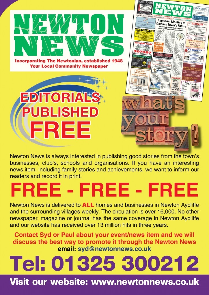 free editorials in the Newton News
