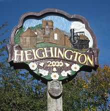 Mayor's Coffee Morning at Heighington