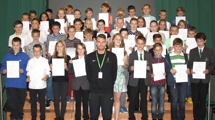Sports Academy Induction