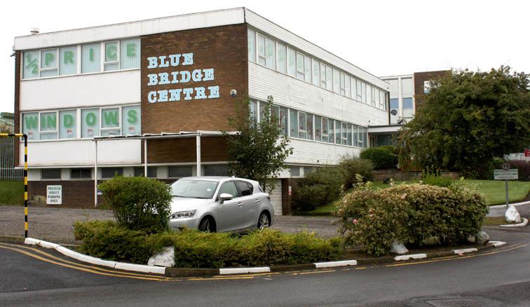 blue bridge centre