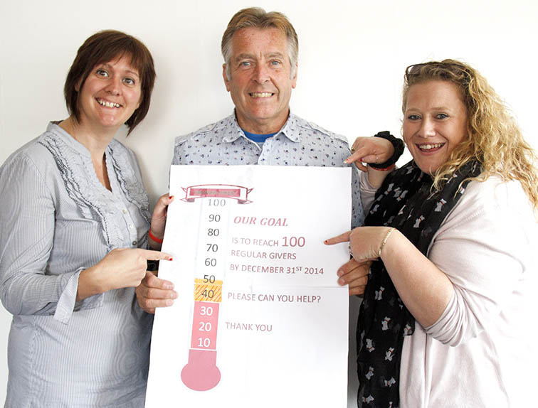 A Few £'s a Month to Help Aycliffe Families in Need