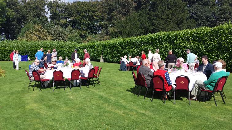 Redworth Hall Help Village Celebrate 300th Anniversary