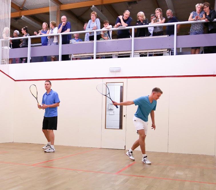 Aycliffe Squash Finals