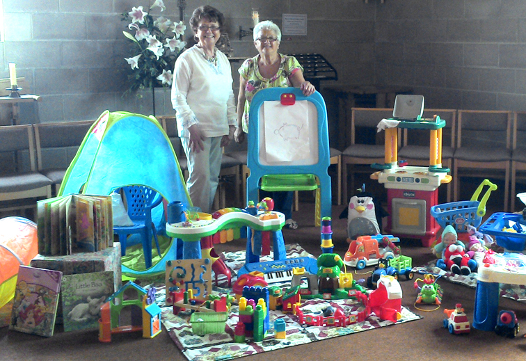 Toys for Toddler Group