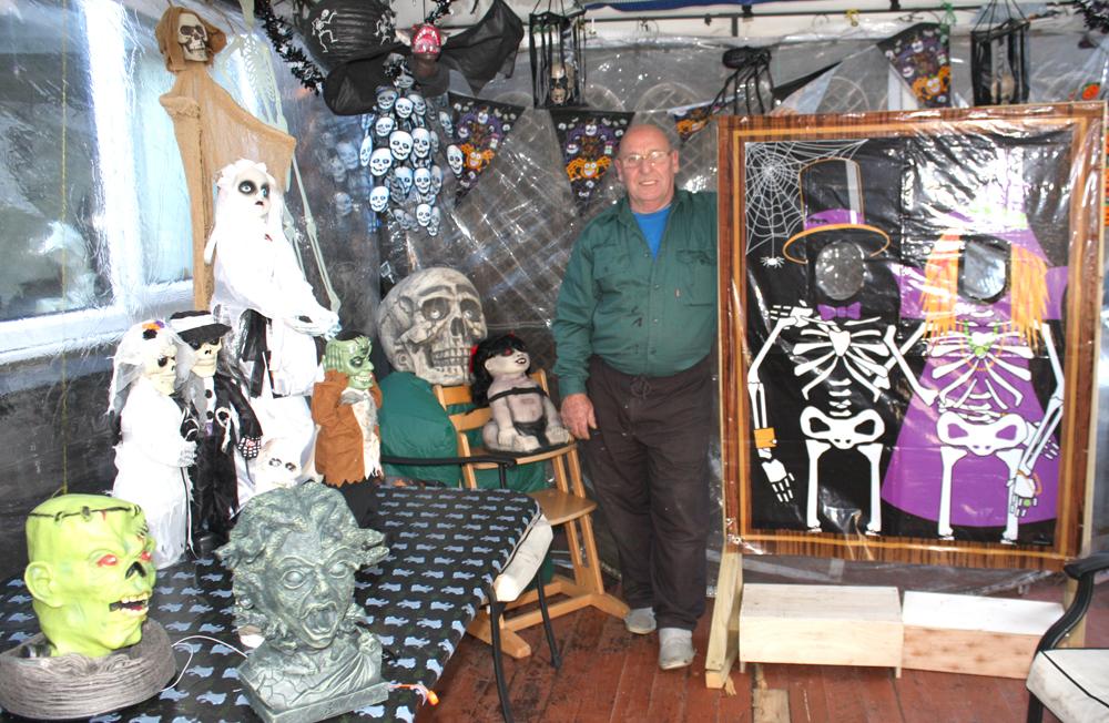 Spooky House Raises £1037