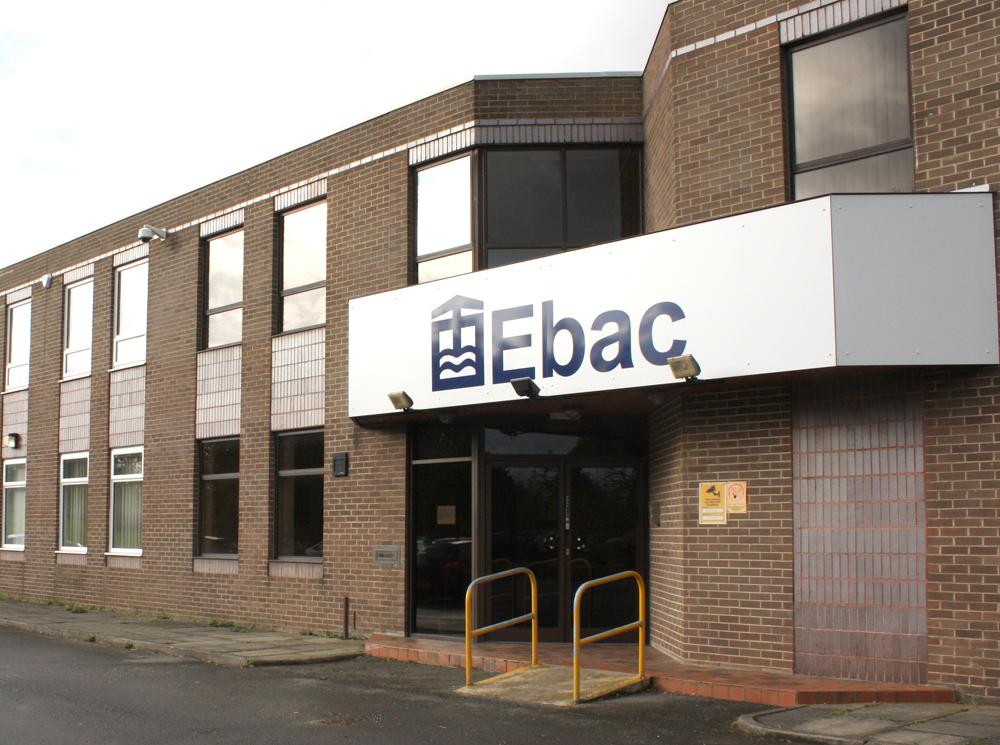 Ebac Washing Machine Ready for Production in November