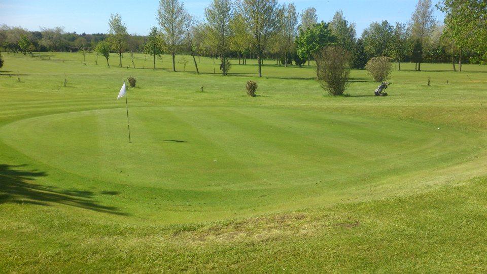 ineos golf course