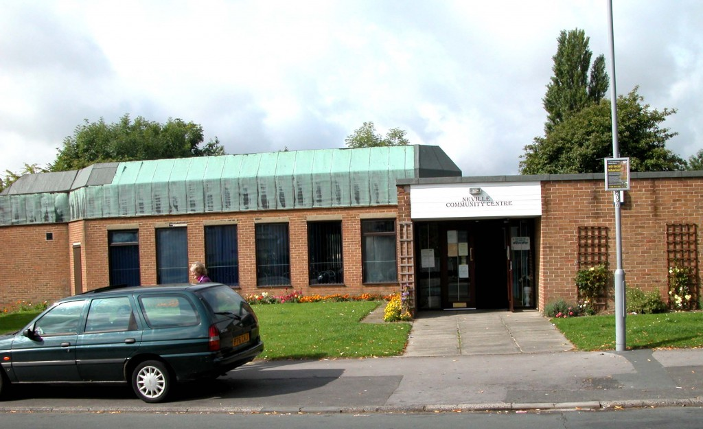 neville community centre