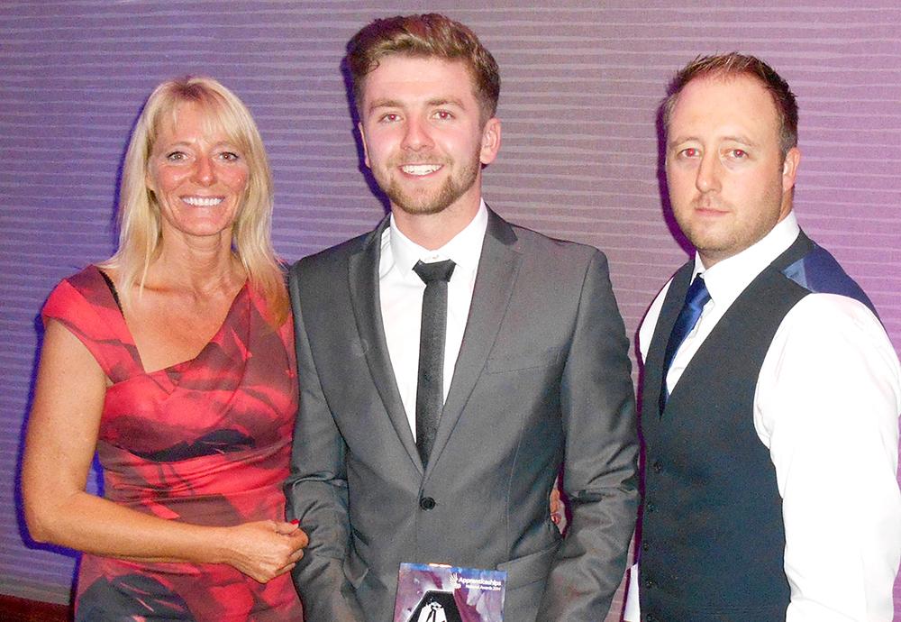 "Newtonian Wins Regional ""Apprentice of the Year"""